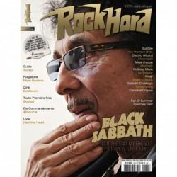 Couverture du Rock Hard n°181