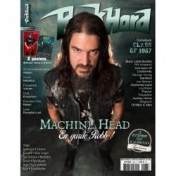 Couverture du Rock Hard n°183