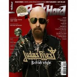 Couverture du Rock Hard n°184
