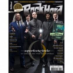 Couverture du Rock Hard n°186
