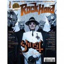 Couverture du Rock Hard n°187