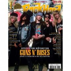 Couverture du Rock Hard n°188