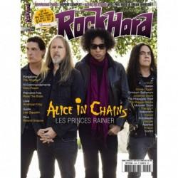 Couverture du Rock Hard n°190