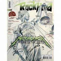Couverture du Rock Hard n°192