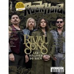 Couverture du Rock Hard n°194