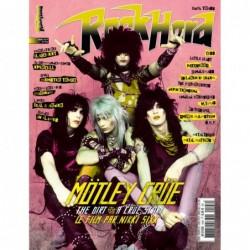 Couverture du Rock Hard n°196