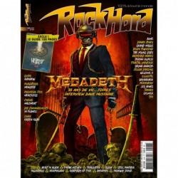 Couverture du Rock Hard n°197