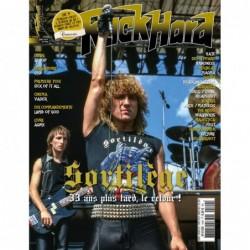Couverture du Rock Hard n°199