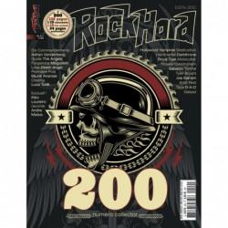 Couverture du Rock Hard n°200