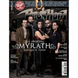 Couverture du Rock Hard n°202