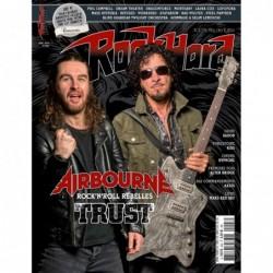 Couverture du Rock Hard n°203