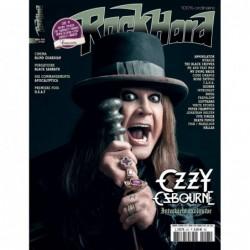 Couverture du Rock Hard n°207
