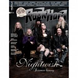 Couverture du Rock Hard n°208