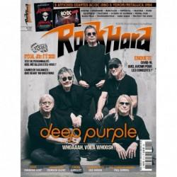 Couverture du Rock Hard n°211