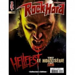 Couverture du hors-série Rock Hard n°4