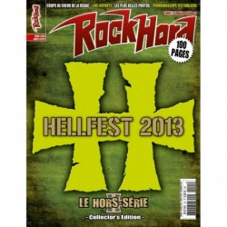 Couverture du hors-série Rock Hard n°7