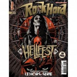 Couverture du hors-série Rock Hard n°8