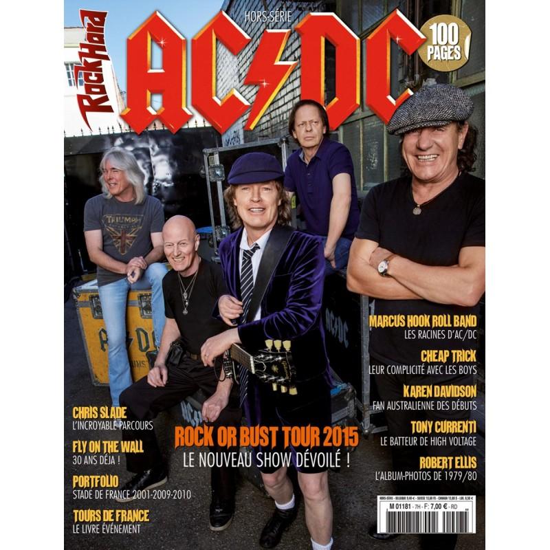 Couverture du hors-série Rock Hard n°9