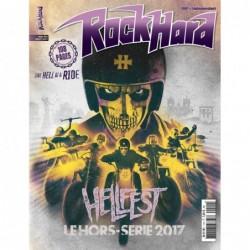 Couverture du hors-série Rock Hard n°13