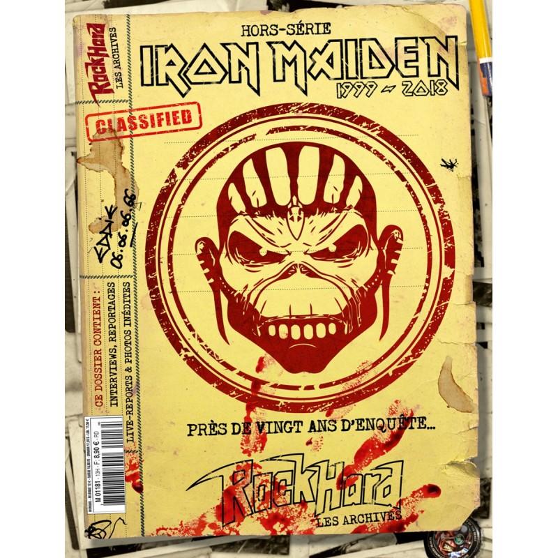 Couverture du hors-série Rock Hard n°15