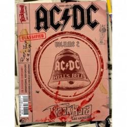Couverture du hors-série Rock Hard n°18