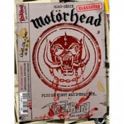 Couverture du hors-série Rock Hard n°21