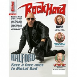 Couverture du Rock Hard n°12