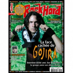 Couverture du Rock Hard n°59