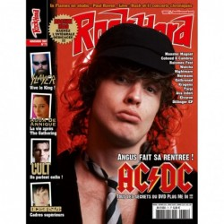 Couverture du Rock Hard n°71