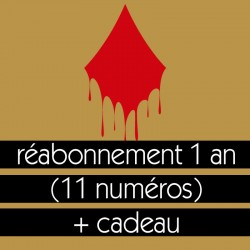 Réabonnement Rock Hard 1 an