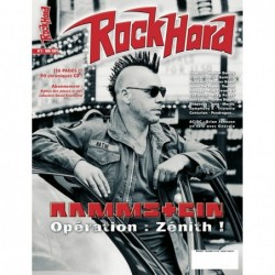 Couverture du Rock Hard n°5