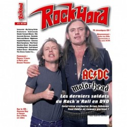 Couverture du Rock Hard n°6