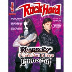 Couverture du Rock Hard n°8