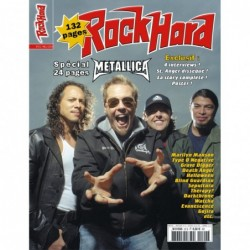 Couverture du Rock Hard n°22