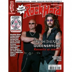 Couverture du Rock Hard n°26