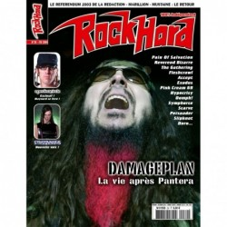 Couverture du Rock Hard n°30