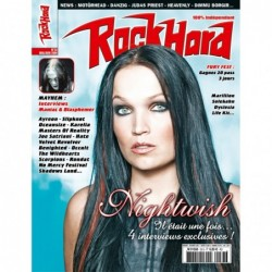 Couverture du Rock Hard n°33