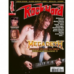 Couverture du Rock Hard n°35