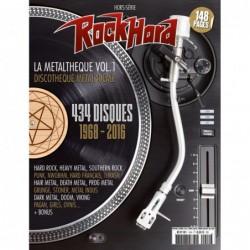 Couverture du hors-série Rock Hard n°12