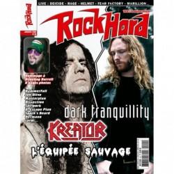 Couverture du Rock Hard n°40