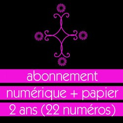 Abonnement Rock Hard Papier...