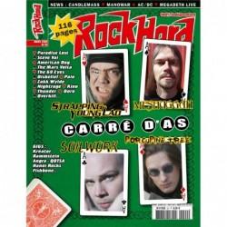 Couverture du Rock Hard n°42