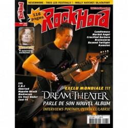 Couverture du Rock Hard n°43