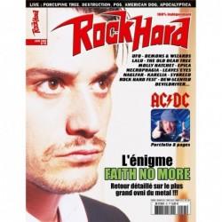 Couverture du Rock Hard n°45
