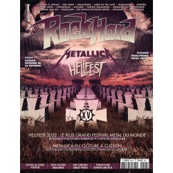 Rock Hard N°222