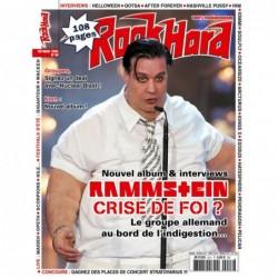 Couverture du Rock Hard n°48