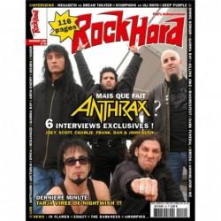 Couverture du Rock Hard n°49