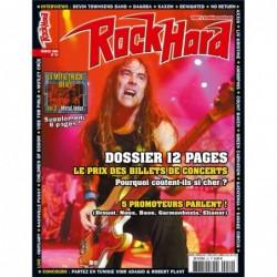 Couverture du Rock Hard n°52