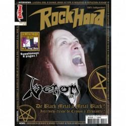 Couverture du Rock Hard n°53
