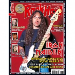 Couverture du Rock Hard n°57